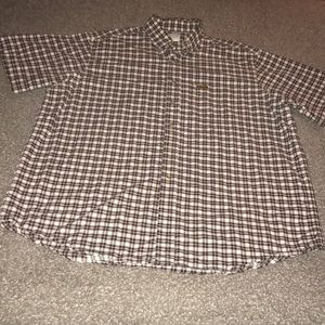 Men's Carhartt Button-Down Shirt